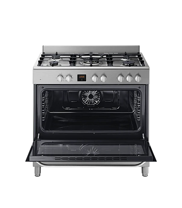 5 Gas Burner Stainless Steel Cooker NY5000TM NY90T5010SS/FA