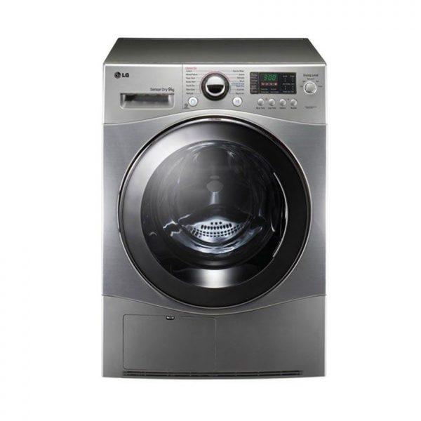 9Kg Tumble Dryer - Stone Silver