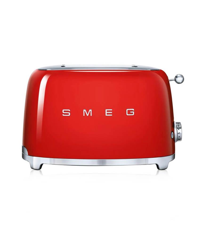 SMEG RED TOASTER