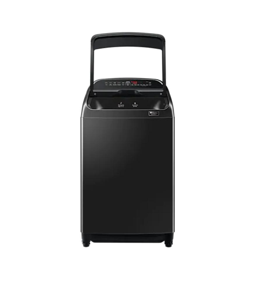 SAMSUNG 17KG Top Loader Washing Machine – Black Caviar