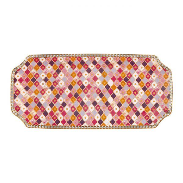 Maxwell & Williams Teas & C's Kasbah 33cm Rose Platter