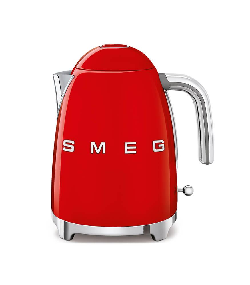 SMEG Red 1.7L Kettle - KLF03RDSA