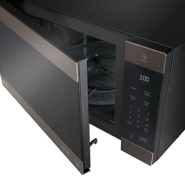 LG Microwave Oven, NeoChef Technology, 56 Litre Capacity, Smart Inverter, EasyClean-MS5696HIT