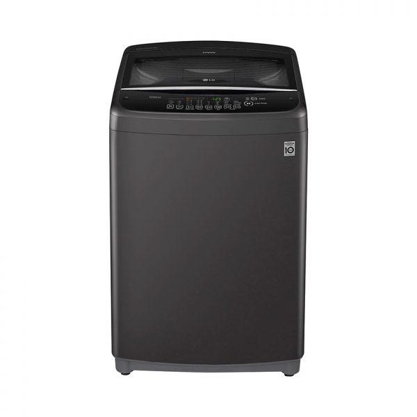 LG - 18kg Middle Black Smart Inverter Washing Machine - T1866NEHT2