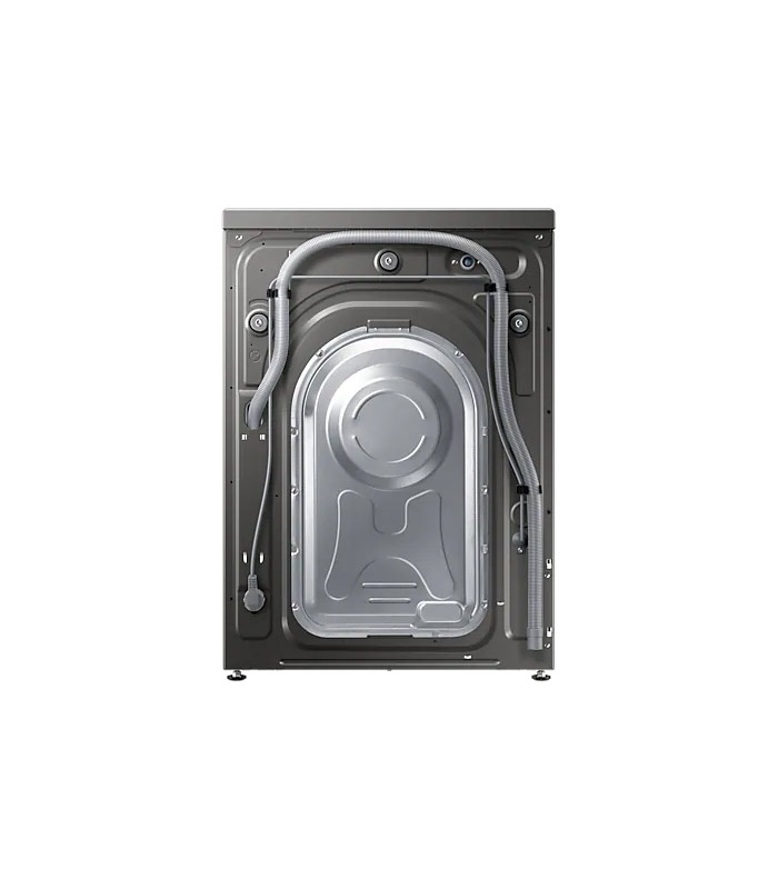 SAMSUNG - Front loading SAMSUNG - 8kg Washer with Eco Bubble™, Hygiene Steam, DIT - WW80TA046AX