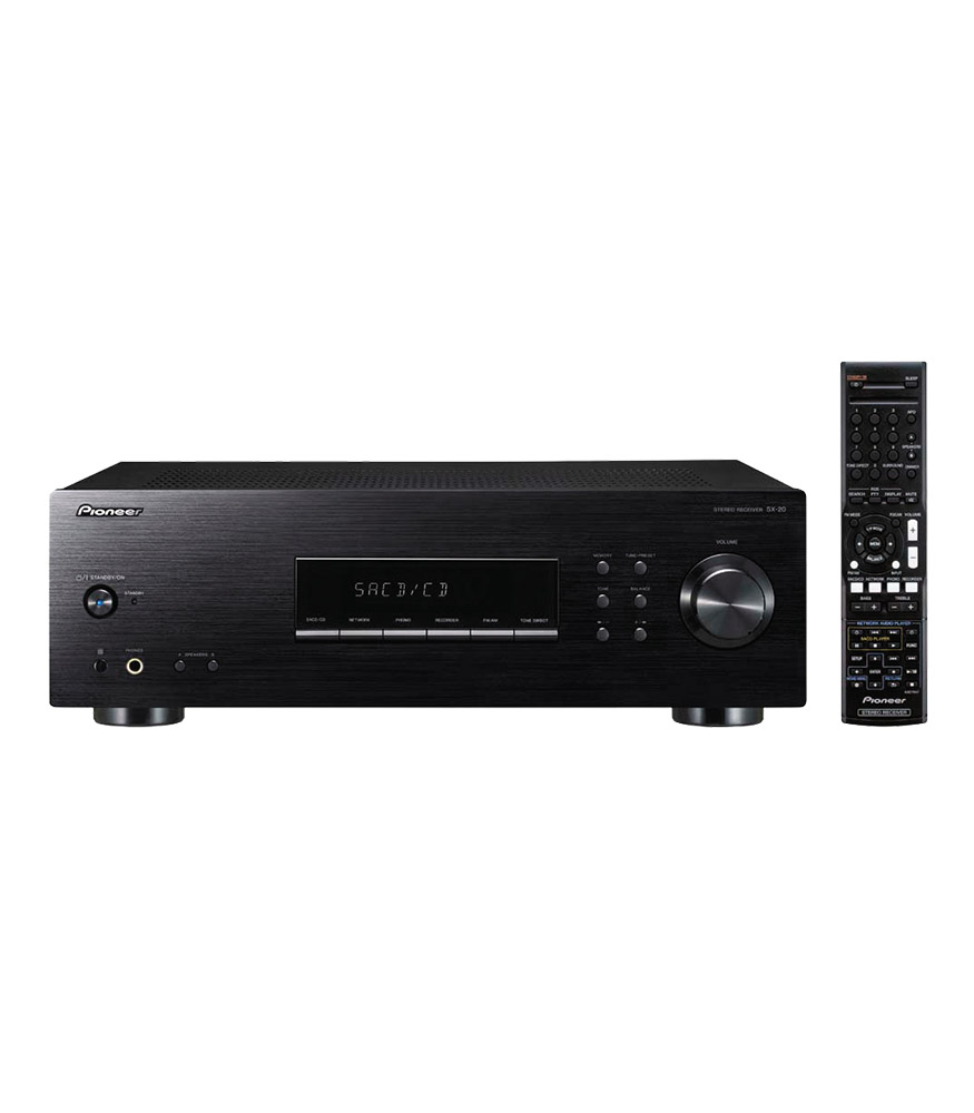 Pioneer - Stereo Receiver - SX-20