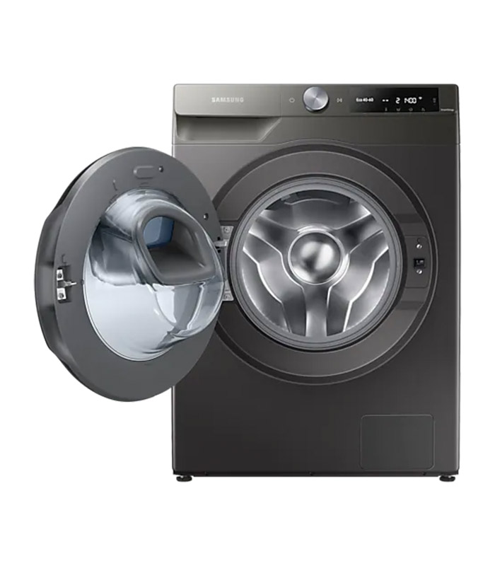 SAMSUNG - 2020 Series 6 AddWash™ 9kg Washer - 6kg Dryer - 1400rpm -WD90T654DBN