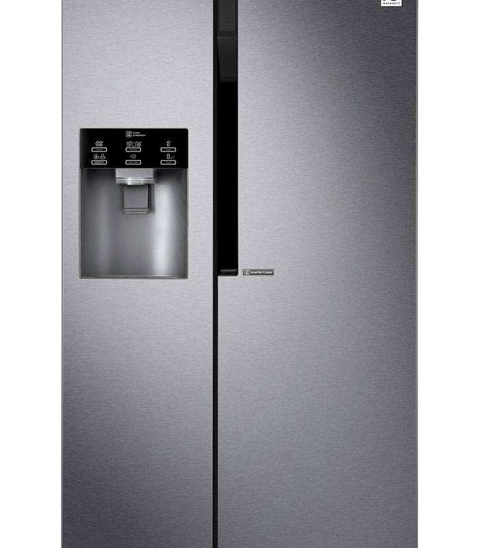 LG - 601L SXS Fridge Freezer - GC-L247KQDV